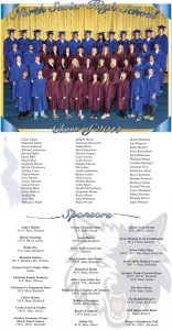 Graduation page designed by Graphic Artist Dallas Price for the 2014 graduates of North Sevier High School. Published in The Richfield Reaper 05/21/2014.