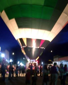 """A blurry photo of Josh Lewis's """"Czeck It Out"""" from Salina, UT"""