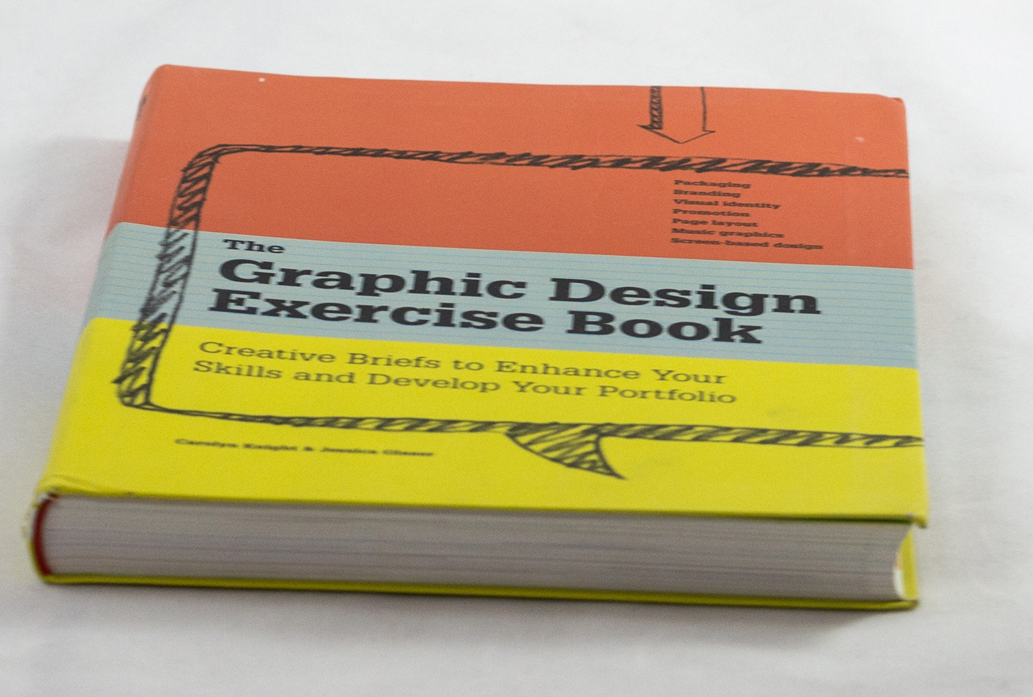 The Graphic Design Exercise Book – Carolynn Knight & Jessica Glaser
