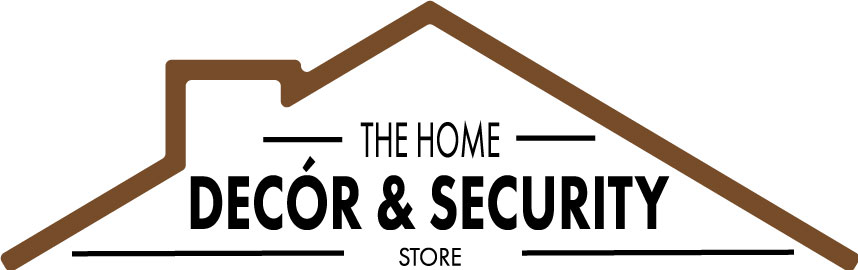 The Home Decor & Security Store Logo