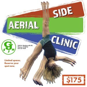 Facebook ad for Side Arial Clinic