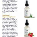 Eden Skin Care Brochure page 5